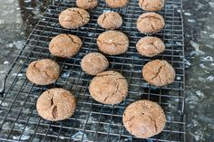 Old Fashioned Ginger Snap Cookies Recipe - Zucchini Sisters Christmas Tree Cookies, Christmas Cookie Exchange, Apricot Bars, Chocolate No Bake Cookies, Magic Cookie Bars, Cookies From Scratch, Snowball Cookies, Buttery Cookies, Ginger Snap Cookies