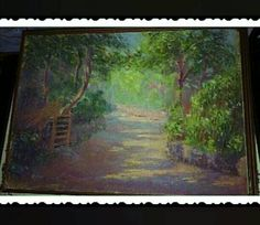 Hey, I found this really awesome Etsy listing at https://www.etsy.com/listing/479817102/christmas-antique-painting-new-orleans