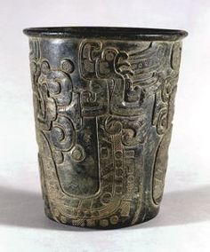 Late Pre-Classic Period, Circa to Maya Civilization, Ancient Artefacts, Guatemala, Aztec Art, Native American Pottery, Mesoamerican, Inca, Pottery Vase, Honduras