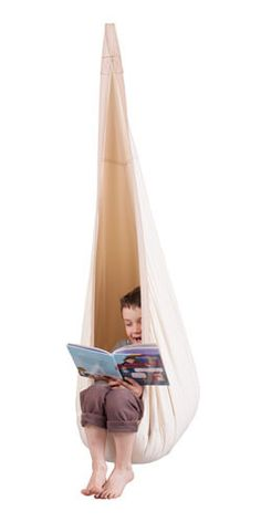 An indoor swing is a great way to add fun to any space for kids. The Joki Planet…