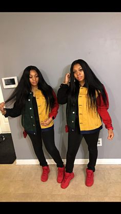 Source by mlssbryant outfits for teens Source by KidsBabyMomFashion outfits for teens Twin Outfits, Cute Swag Outfits, Tumblr Outfits, Teenager Outfits, Dope Outfits, Outfits For Teens, Trendy Outfits, Girl Outfits, Fashion Outfits
