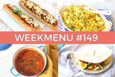 Lekker en Simpel Weekmenu #149 Tacos, Ethnic Recipes, Desserts, Budget, Women's Fashion, Food, Tailgate Desserts, Deserts, Essen