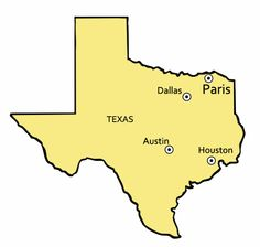 Tx Paris Tx Map Related Keywords & Suggestions - Tx Paris Tx Map ...