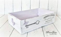 Afrancesar sua casa de sonho: Upcycle caixas de papelão velhas ♦ Adauga accente frantuzesti conto casei de vis: Da noua o infatisare Unor cutii vechi din cartonadas - DREAMS FACTORY