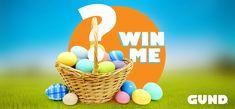 Mystery Easter Basket