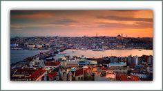 eski İstanbula bir bakış