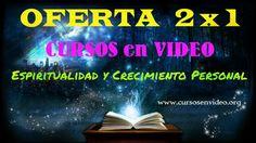 ===> CONSIGUE GRATIS un TALLER en VIDEO de CRECIMIENTO PERSONAL y ESPIRITUAL.  * Al realizar un taller de CUALQUIER PRECIO, te LLEVAS OTRO GRATIS del MISMO PRECIO!!!  ---> Para más información, visita este enlace:  http://www.cursosenvideo.org/oferta-2x1/  #CrecimientoPersonal #Espiritualidad #Metafisica #Prosperidad #Abundancia #LeyDeAtracción