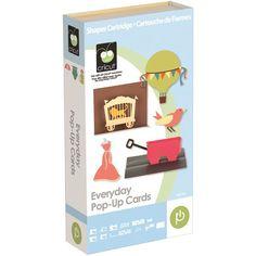 Cricut Card Cartridge - Everday Pop-Up Cards
