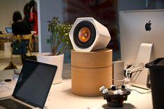 1 | Kickstarting: A Modular, Ceramic Speaker System With Smarts | Co.Design: business + innovation + design