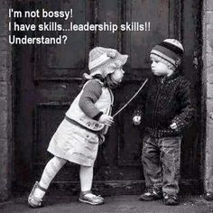 bossy-😂😂😂to be a Boss oh and a strong female leader at that oh my humor bossy Funny Shit, The Funny, Hilarious, Funny Stuff, Funny Humor, Sarcastic Humor, My Sun And Stars, Perfection Quotes, Just For Laughs
