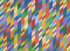 Bridget Riley 'Nataraja', 1993 © Bridget Riley 2015. All rights reserved, courtesy Karsten Schubert, London