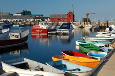 Rockport, Massachusetts  ~ Photographer: Guenther Schwermer