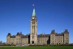 Ottowa, Canada  Parliament Building