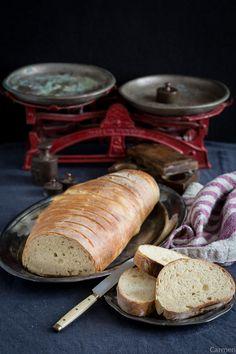 Pan para torrijas rodaja