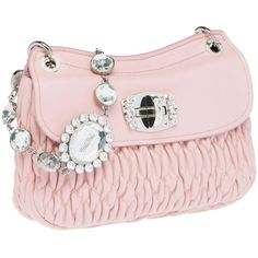 Miu miu-Pink bag-All Things Girly-Concept Candie Interiors