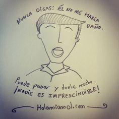 Hola Mi Amol: Nadie es imprescindible