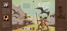 I missed this post over at Amazing Stories showcasing The Art of Pellucidar including bits from the Edgar Rice Burroughs' At The Earth's Core graphic novel by myself and artist Jamie Chase. http://amazingstoriesmag.com/2015/10/the-art-of-pellucidar
