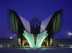 Lyon-Saint Exupéry Airport Railway Station (Colombier-Saugnieu) - Santiago Calatrava – Architects & Engineers