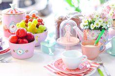 breakfast table setting Blog do Math: Natal na casa da mamis cafe da manha