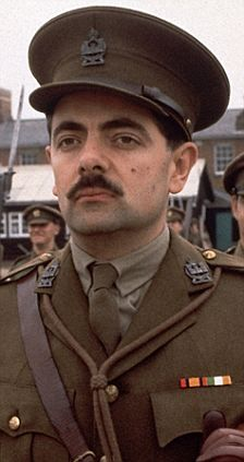 The fourth series of Blackadder, also a great one