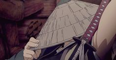 Sword of the Stranger ~ No Name Oni Samurai, Samurai Champloo, Anime Guys, Manga Anime, Anime Art, Ninja, Cowboy Bebop, Gifs, Blue Exorcist