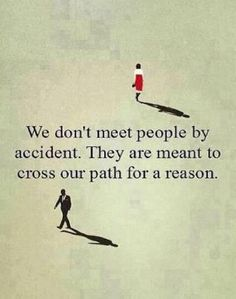 There is always a reason. Look for it and know why they stay or go. It's easier to handle then.