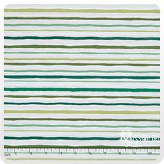 Verde - Stripes Yardage - Studio 8 - Quilting Treasures