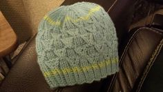 'Dragon Baby' hat pattern from Ravelry