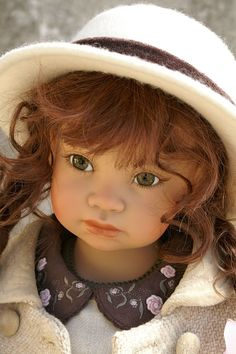 Angela Sutter beautiful doll.