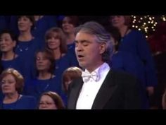 "Andrea Botticelli......""The Lord's Prayer""....with The Mormon Tabernacle Choir"