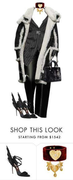 """""""Untitled #1191"""" by jetadorejas ❤ liked on Polyvore featuring Freya and Brian Atwood"""