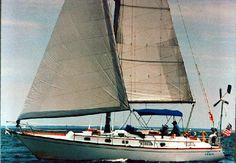 Bristol 41.1 Sailboat