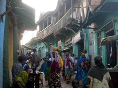 Harar Jugol, the Fortified Historic Town, Ethiopia