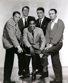The Rat Pack...........enough said!