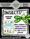 CKLA Insect Journal ~Second Grade (Engage NY / Core Knowle