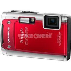 Olympus TG-610 14MP Waterproof Shockproof Freezeproof Digital Camera