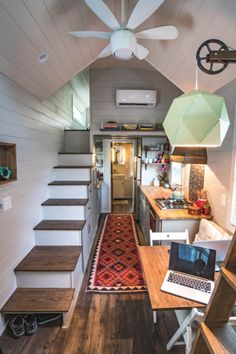 This is the Little Bitty Tiny House that's was just sold after housing Cody, Shay and their baby boy for about a year. The couple recently shared on Instagram that they are moving to South Af…