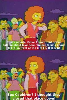 Simpson's quote.