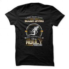 SCUBA DIVING - #teas #army t shirts. BUY NOW => https://www.sunfrog.com/Hobby/SCUBA-DIVING-91053640-Guys.html?60505
