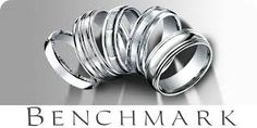 Shop at Murphy Pitard for Benchmark Wedding Rings for him! #BenchmarkRings4Him