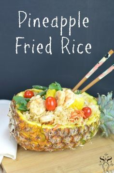 Shrimp fried rice, Mexican shrimp and Fried rice on Pinterest