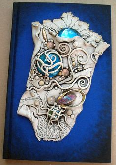 Abstract blue journal 1 by MandarinMoon, via Flickr
