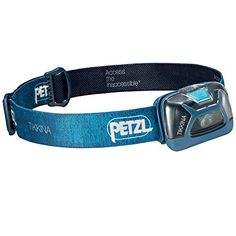 Petzl, Tikkina, Blue, E91ABC