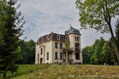 Schloss Raakow in Brandenburg.