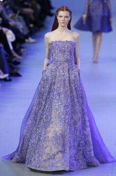 Elie Saab Haute Couture París 2014