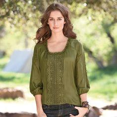 MODERN ROMANCE TUNIC    http://www.sundancecatalog.com/product/womens+clothing/womens+shirts/tops/modern+romance+tunic.do?sortby=ourPicks