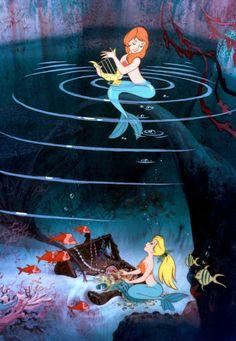 Mermaid Blog : Photo Mermaids And Mermen, Peter Pan Mermaids, Real Mermaids, Disney Movies, Peter Pan 1953, Peter Pan Movie, Peter Pan Disney, Peter Pan Anime, Peter Pan Cartoon