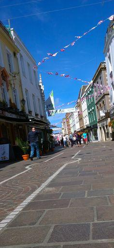 King St - St Helier - Jersey - Channel Islands