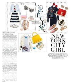 """três estilos"" by cerqueiratarsila on Polyvore featuring moda, Dolce&Gabbana, Balmain, Prada Sport, Moschino, Tiffany & Co., Rolex, Allurez, Miu Miu e Autumn Cashmere"