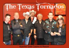 These guys always put on a good show-- but the concert at Apache Gold Pavilion on Saturday, May 2, 2015 was outstanding!